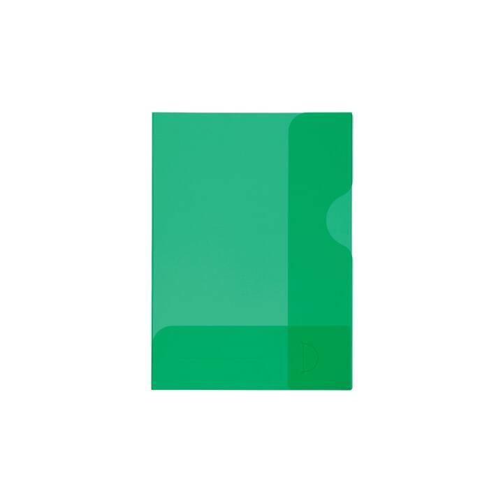 KOLMA RACER Präsentationsmappe Easy A4 grün