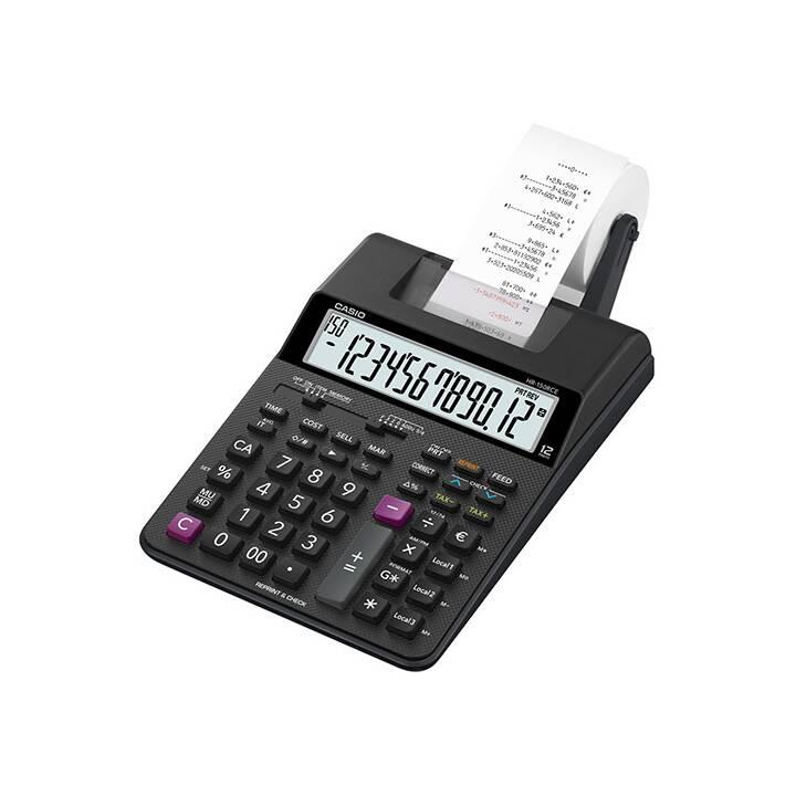 CASIO HR-150RCE Calcolatrici con stampa (Batteria / Accumulatore)