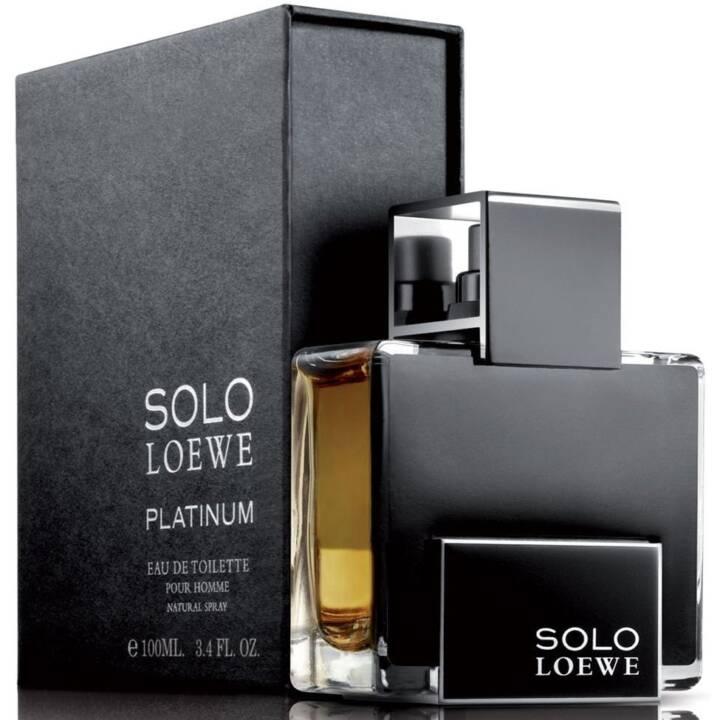 LOEWE Solo Loewe Platinum (100 ml, Eau de Toilette)