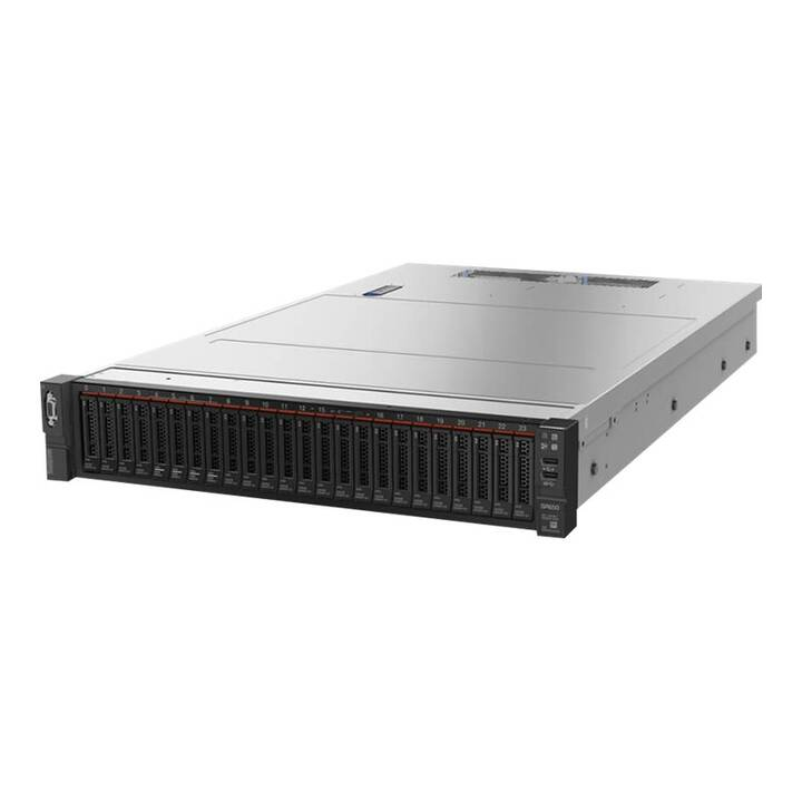 LENOVO ThinkSystem SR650 (Intel Xeon Silver, 32 GB, 2.1 GHz)