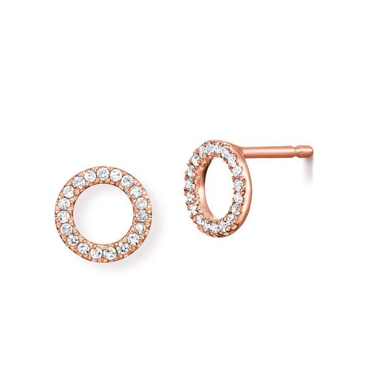 GOLD SPIRIT Orecchini a perno (Diamante)