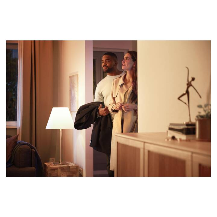PHILIPS HUE Ampoule LED Dimming Kit BT (E27, ZigBee, Bluetooth, 9.5 W)