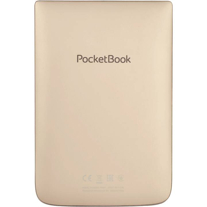 """POCKETBOOK Touch Lux 4 Limited Edition (6"""", Gold, 8 GB)"""