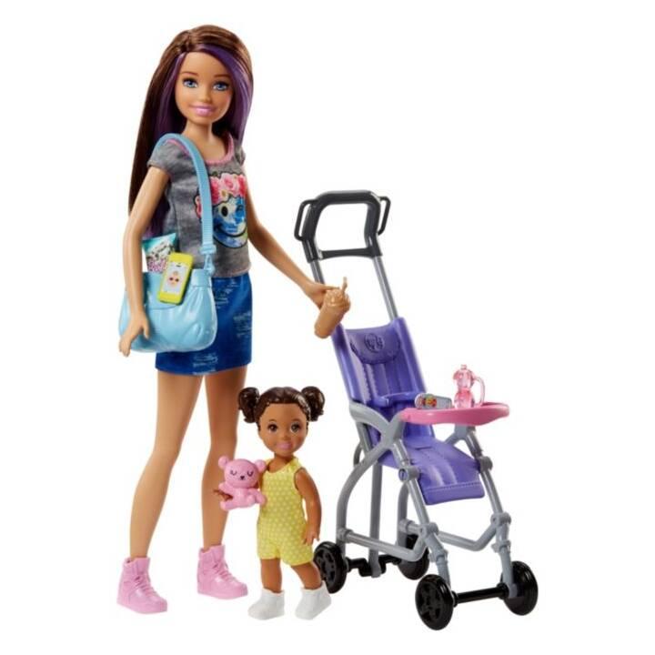 BARBIE Skipper Babysitter Passeggini per bambini
