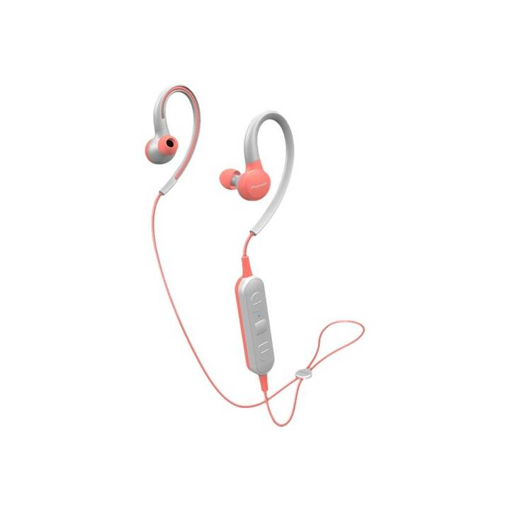 PIONEER SE-E6BT-L (In-Ear, Bluetooth, Pink)