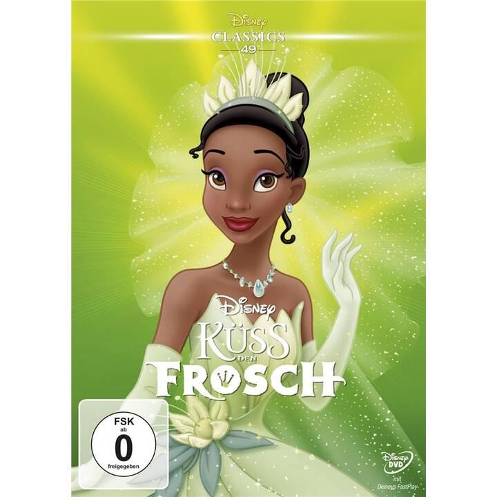 Küss den Frosch (DE, TR, EN)