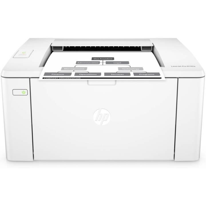 HP LaserJet Pro M102a (Bianco e nero)