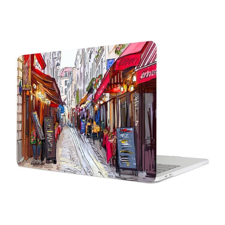 """EG MTT Cover für MacBook Pro 15"""" Touchbar (2016 - 2018) - Sketch Paris"""