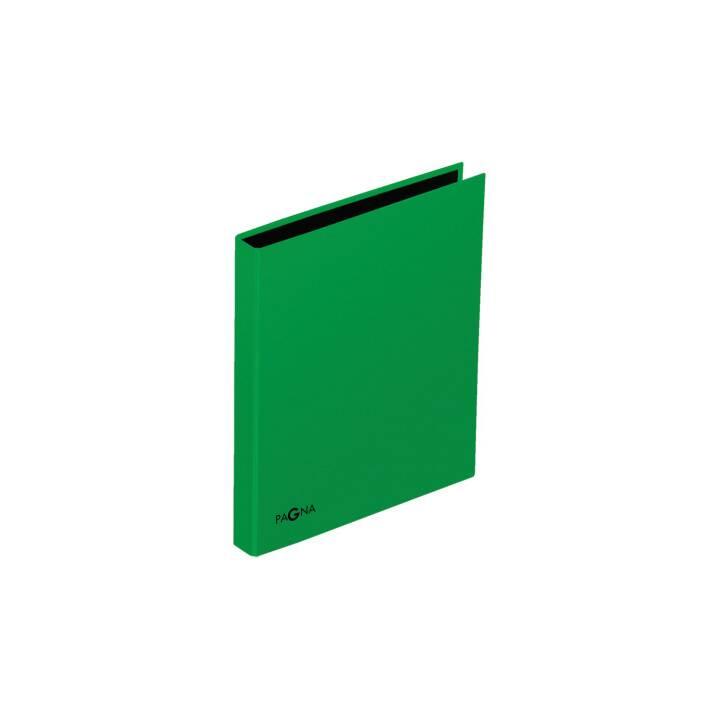 PAGNA Ringbuch A4 grün
