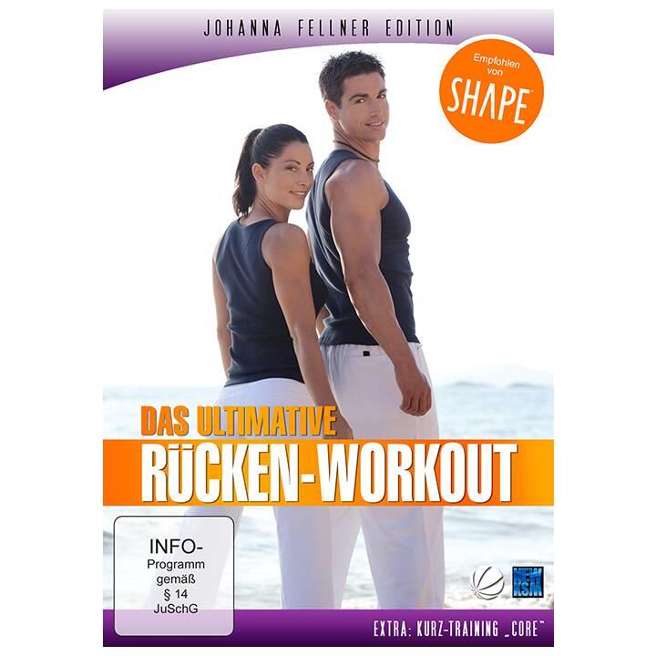 Johanna Fellner Edition - Das ultimative Rücken-Workout (DE)