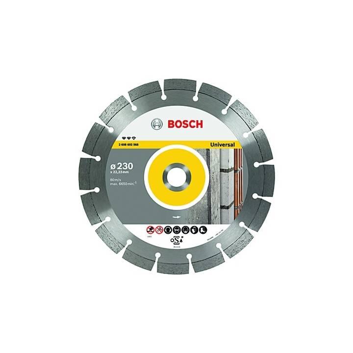 BOSCH Dischi diamantati Up (115 mm)