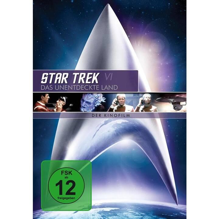 Star Trek 6 (DE, FR, EN)