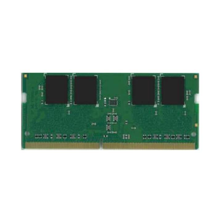 Dataram - DDR4 - 4 Go - SO DIMM 260 broches