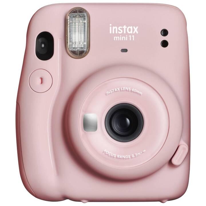 FUJIFILM Instax Mini 11 Blush Pink