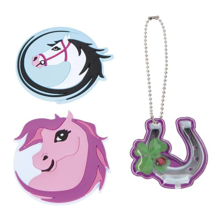 MCNEILL Horse Accessori di bagagli (Multicolore)