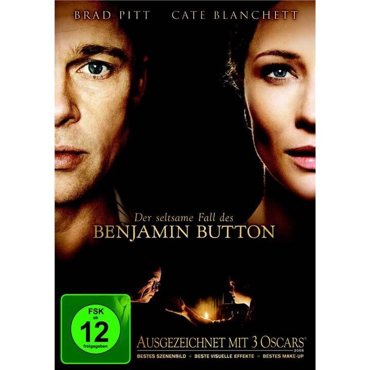 Der seltsame Fall des Benjamin Button (ES, DE, EN)