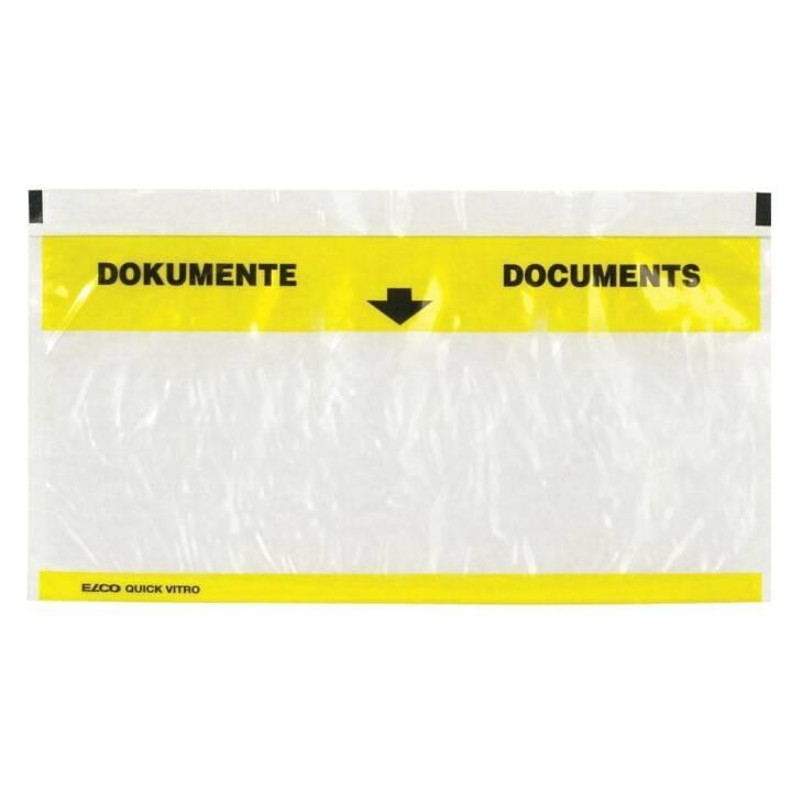 ELCO Dokumententasche Quick Vitro C5/6