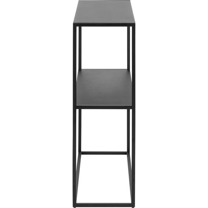 CREATIVE LIVING Modern Line Étagères (79.5 cm x 26 cm x 80.5 cm, Métal, Acier)