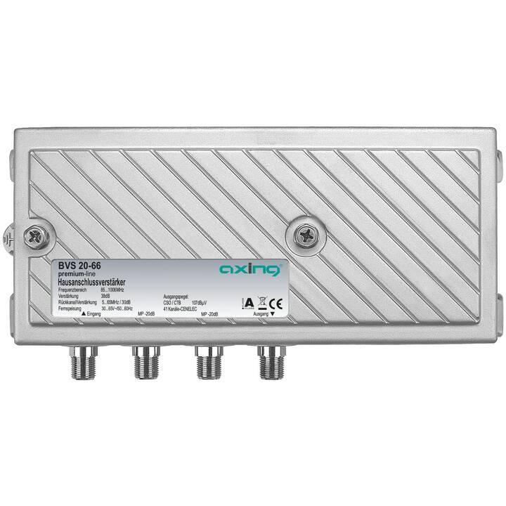AXING BVS 20-66 Amplificateurs et répartiteurs (Gris)