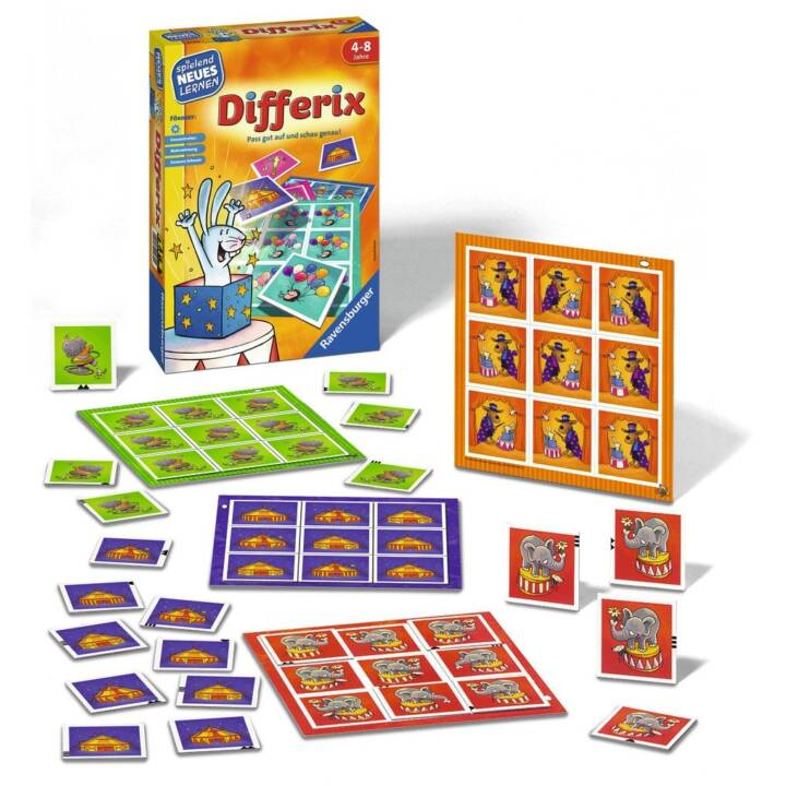 RAVENSBURGER differenziale