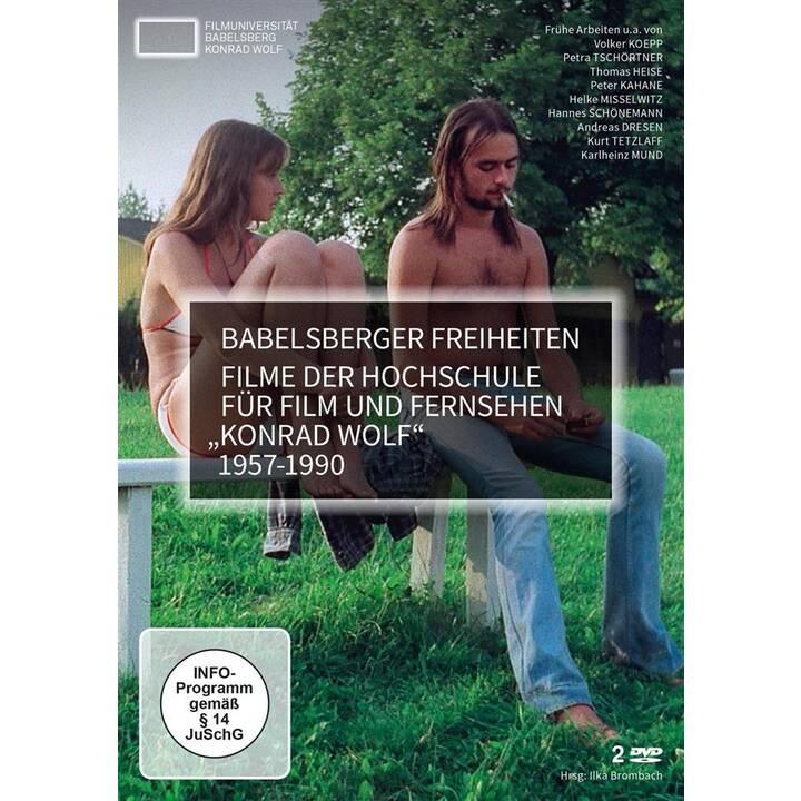 Babelsberger Freiheiten - Filme der Hochschule für Film und Fernsehen Konrad Wolf 1957-1990 (DE)