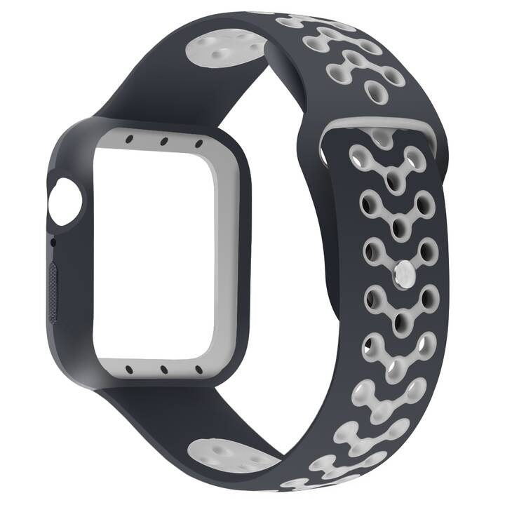 EG MTT cinturino per Apple Watch 42 mm / 44 mm - nero