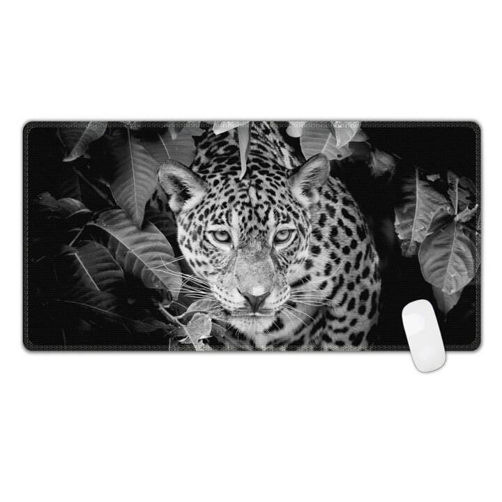 EG HUADO Tappetino per mouse 350 x 260mm - Leopardo