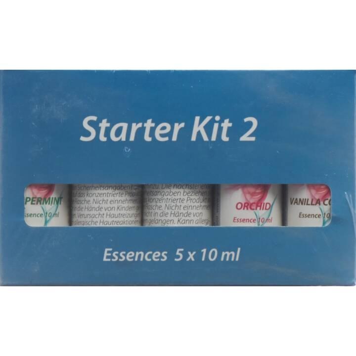 GOODSPHERE Starter-Kit 2 5 x 10 ml