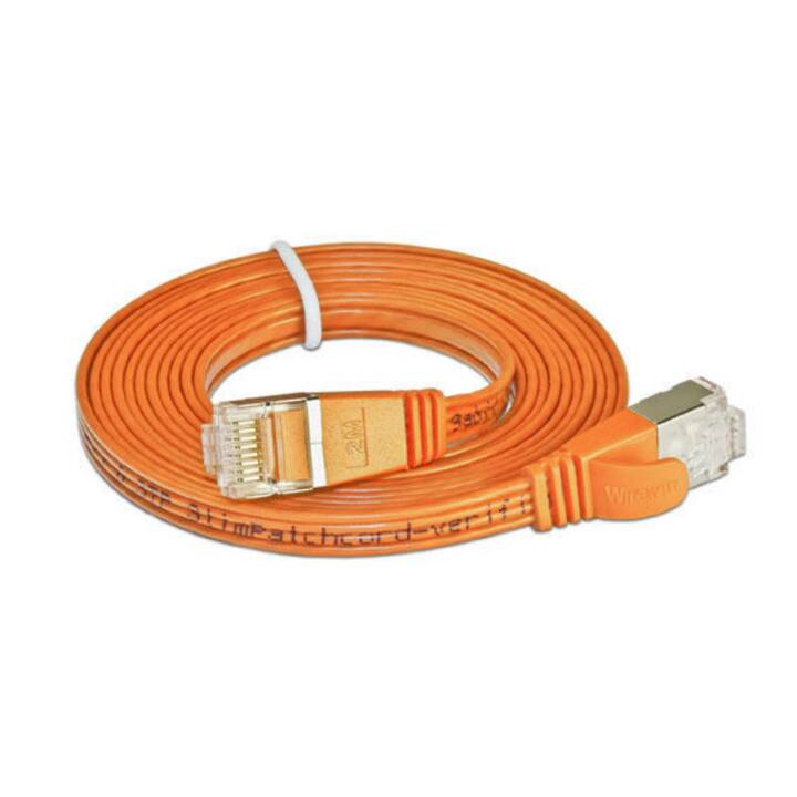 Cavo WIREWIN Slim Patch Cable Cat.6 STP