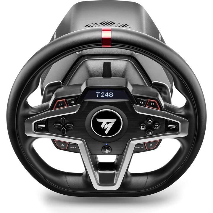 THRUSTMASTER T248 Lenkrad & Pedale (Schwarz)