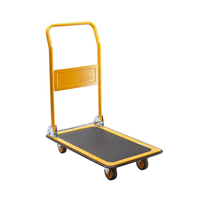 QUIPO Wagon plat (170 kg)