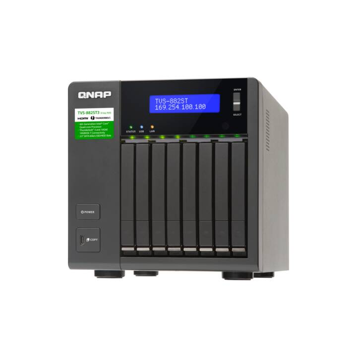 QNAP TVS-882ST3-I5-8G