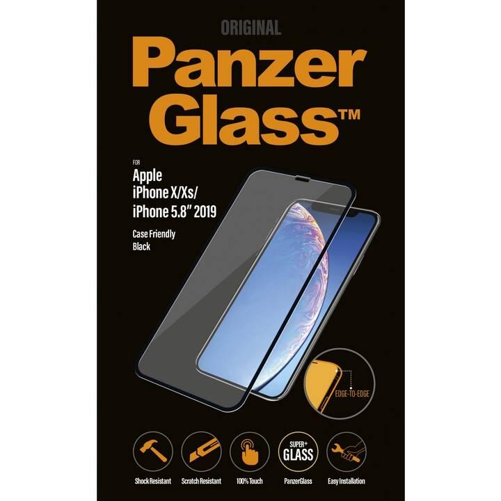 PANZERGLASS Sfoglio protezione da schermo (iPhone 11 Pro, iPhone XS, iPhone X)