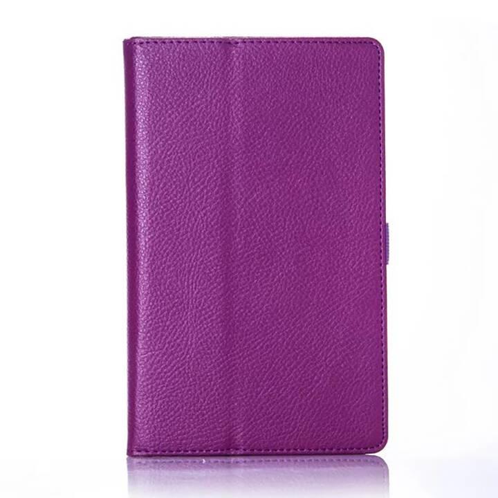 """EG étui à rabat pour Lenovo Tab 3 7 Essential 7"""" - violet"""