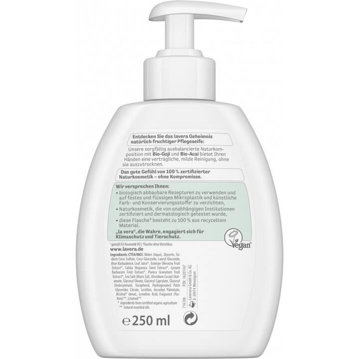 LAVERA Berry Care Savon liquid pour les mains (250 ml, Liquide)