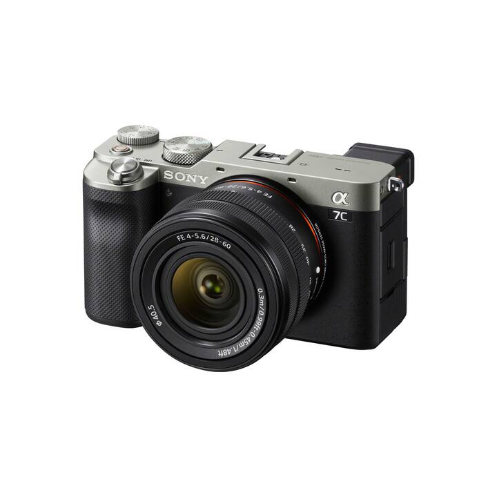 SONY Alpha a7C Boîtier (24.2 MP, WLAN)