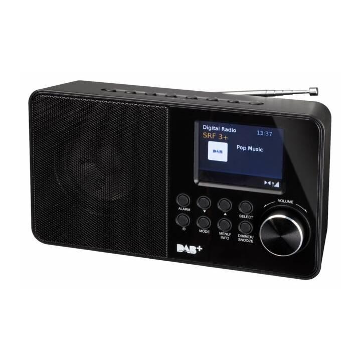 ICONNEX NE-2510 Radio digitale (Nero)