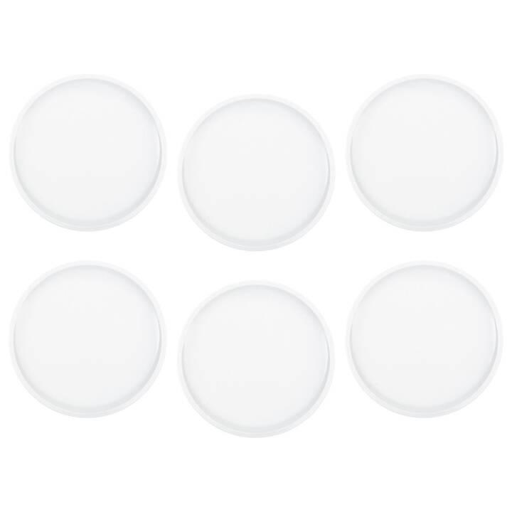 VILLEROY & BOCH Piatti per colazione e dessert Artesano (220 mm, 6 pezzo)