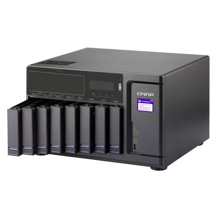 QNAP DiskStation TVS-882BRT3-ODD-i5-16G,