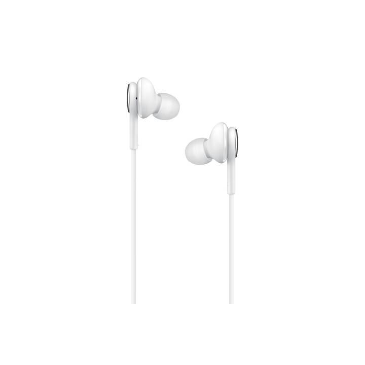 SAMSUNG EO-IC100 (In-Ear, Blanc)