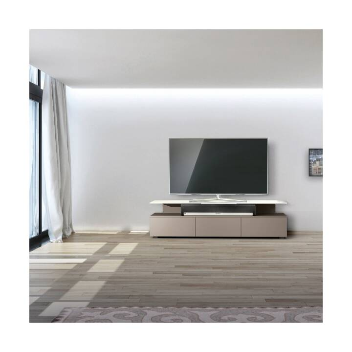 JUST-RACKS BY SPECTRAL Meuble TV JRM1650-PE (Installation)