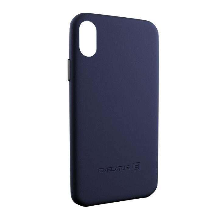 EVELATUS Backcover (iPhone X, Blau)