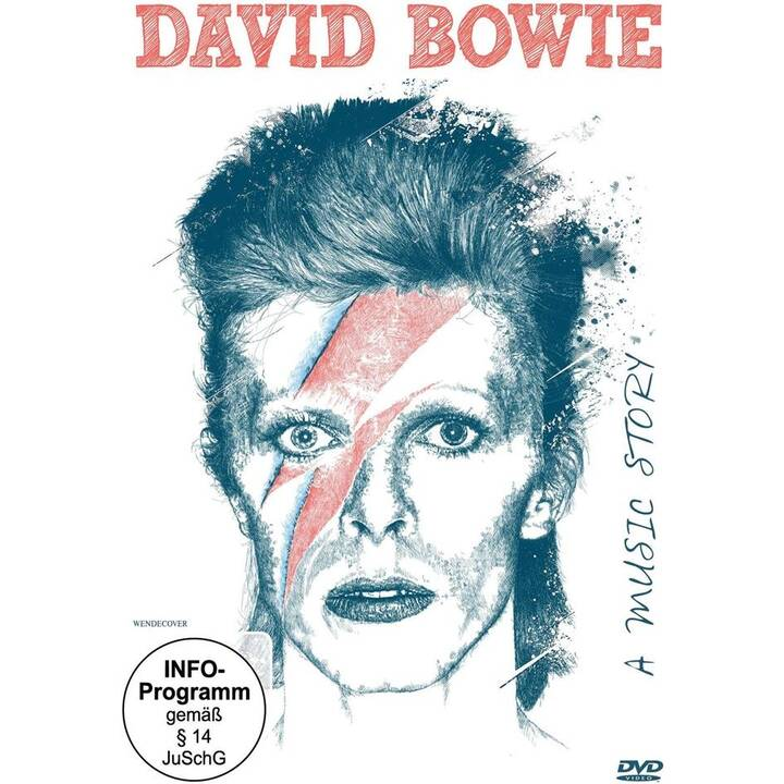 David Bowie - A Music Story (DE, EN)
