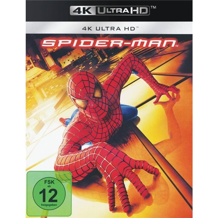 Spider-Man (4K Ultra HD, IT, PT, JA, DE, EN, RU, FR, CS)