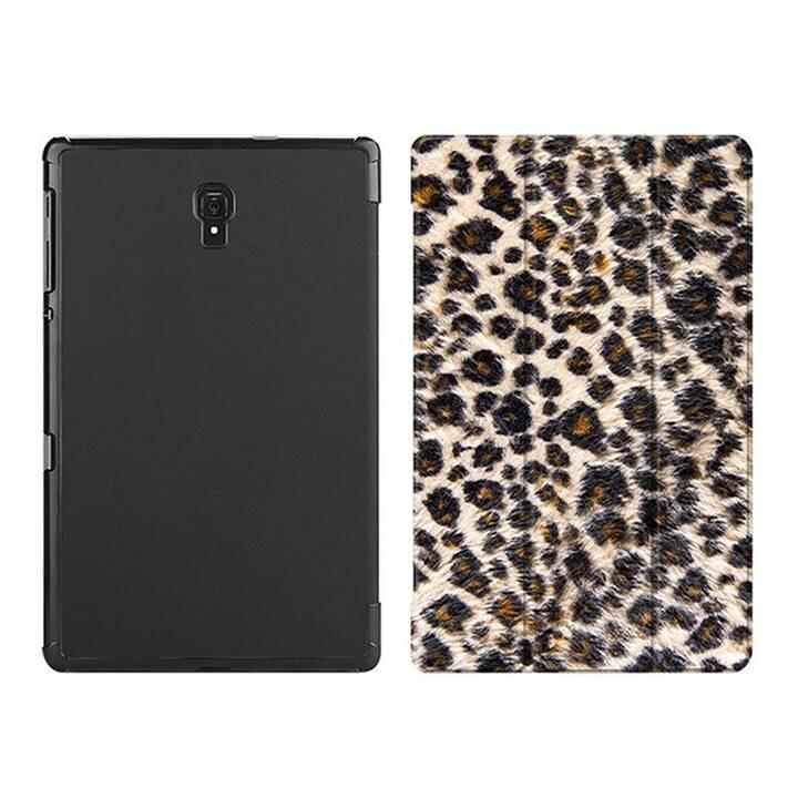 """EG MTT Étui pour Samsung Galaxy Tab A 8"""" 2019 SM-P200/P205 - Peau de bête"""