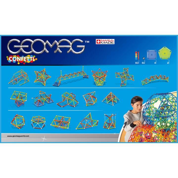 GEOMAG Confetti (127 Stk)