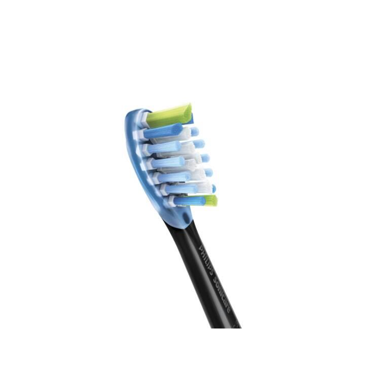 PHILIPS Tête de brossette Sonicare C3 Premium Plaque Defense (Moyen)