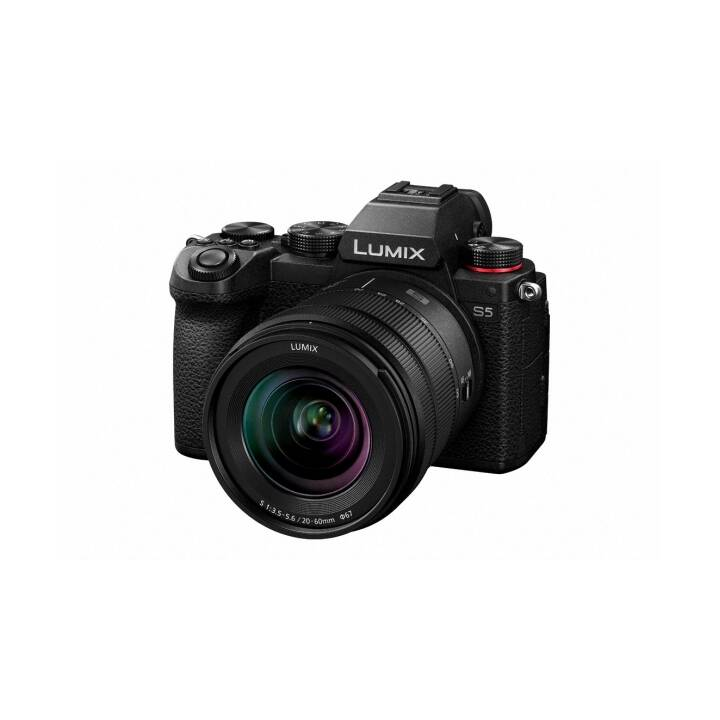 PANASONIC Lumix DC-S5KE-K Kit (24.2 MP, WLAN)