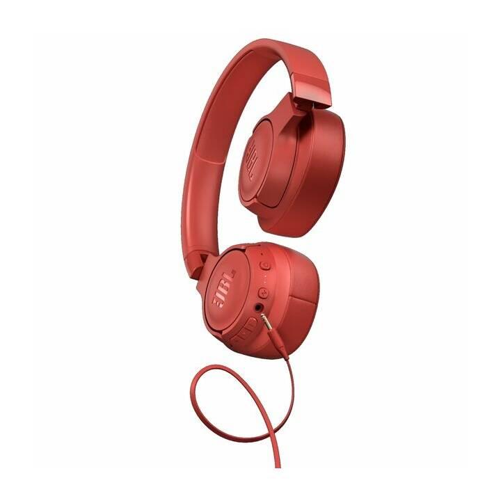 JBL BY HARMAN Tune 750BTNC (Over-Ear, Bluetooth 4.2, Coral)