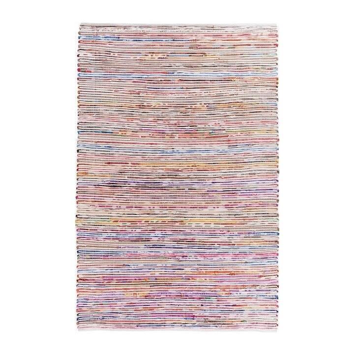 BELIANI Teppich Bartin (140 cm x 200 cm, Mehrfarbig)